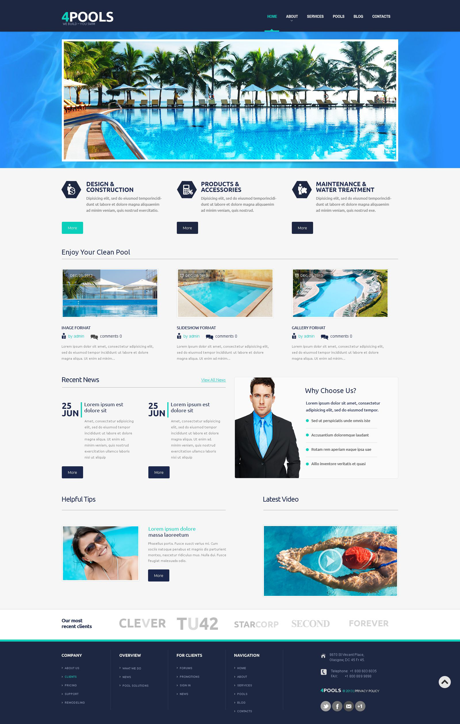 WordPress Themes