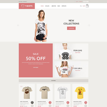 Website Template № 53456
