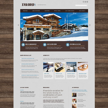 Website Template № 53471
