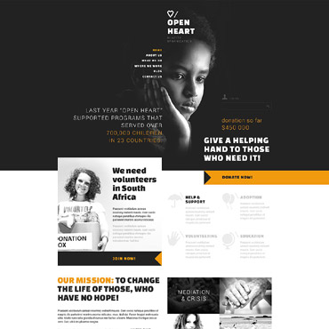 Website Template № 53503