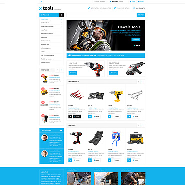 Website Template № 53504