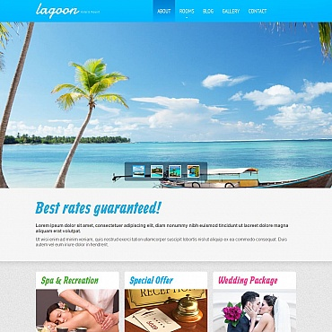 Website Template № 53525