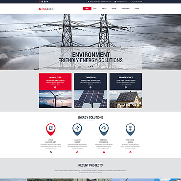 Website Template № 53587