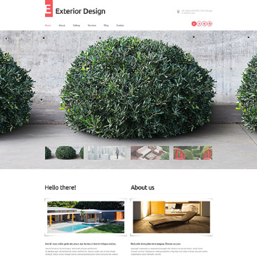 Website Template № 53598