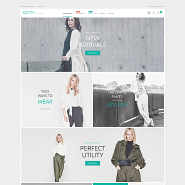 Website Template № 53638