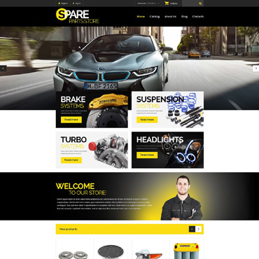 Website Template № 53698