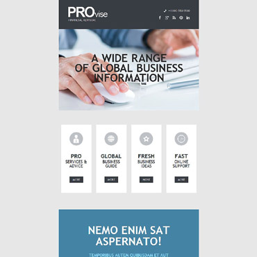 Website Template № 53701