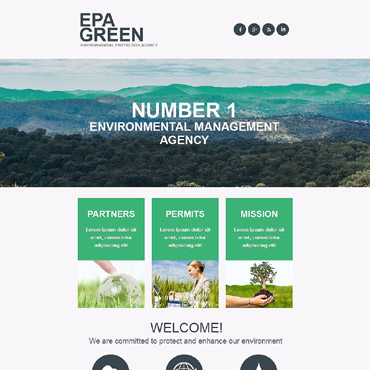 Website Template № 53702