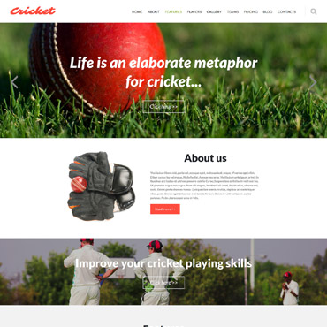 Website Template № 53716