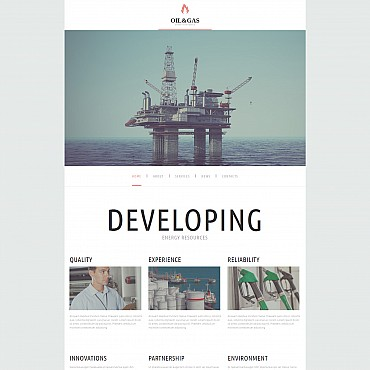 Website Template № 53733