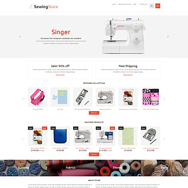 Website Template № 53744