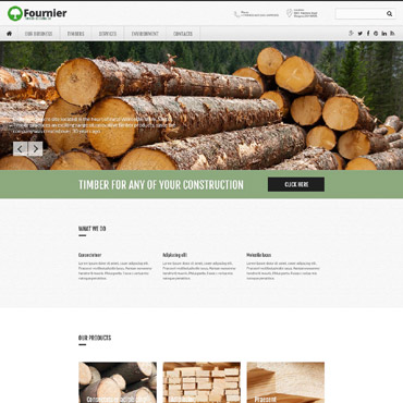 Website Template № 53748