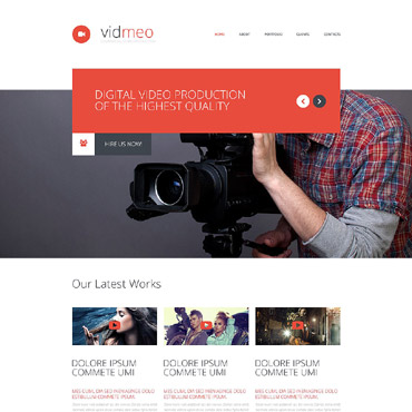 Website Template № 53749