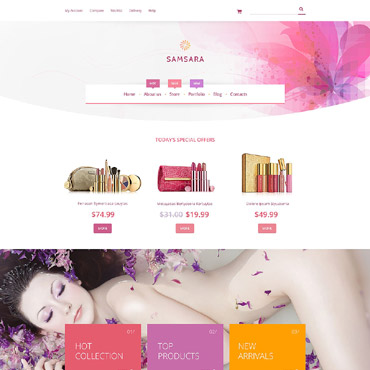 Website Template № 53758