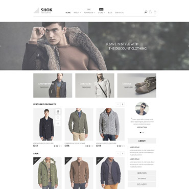 Website Template № 53759