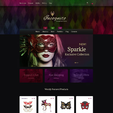 Website Template № 53767