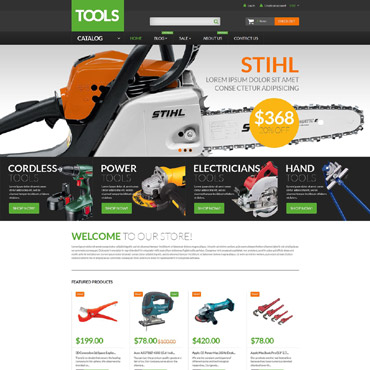 Website Template № 53770