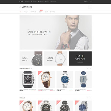 Website Template № 53780