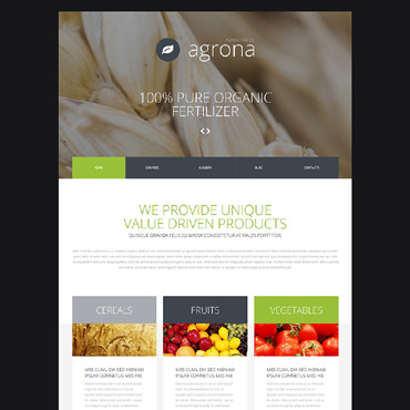Website Template № 53784