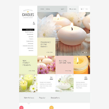 Website Template № 53808