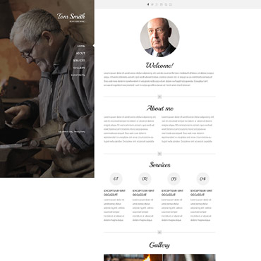 Website Template № 53810