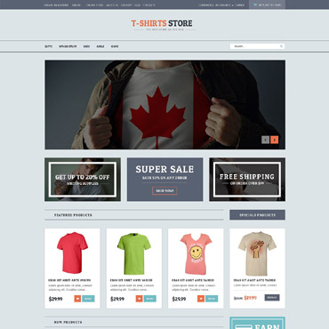 Website Template № 53834