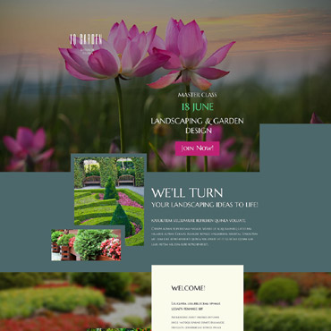 Website Template № 53838