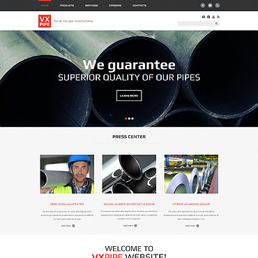Website Template № 53846