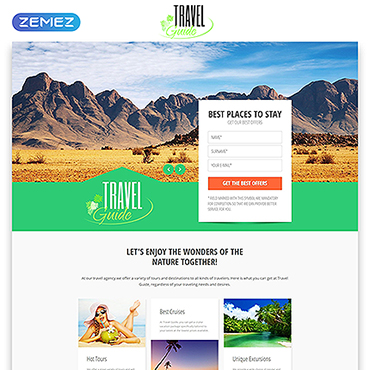 Website Template № 53870