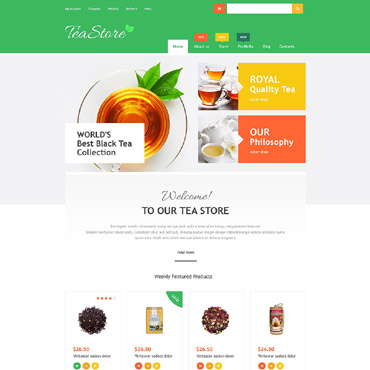 Website Template № 53888