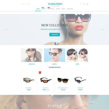 Website Template № 53889