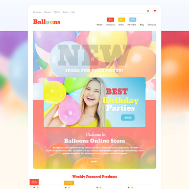 Website Template № 53890