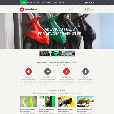 Website Template № 53897