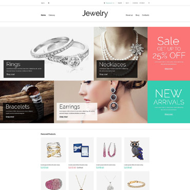 Website Template № 53910