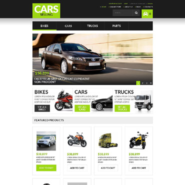 Website Template № 53911