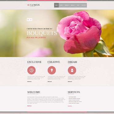 Website Template № 53916