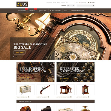 Website Template № 53946