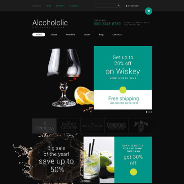 Website Template № 53953