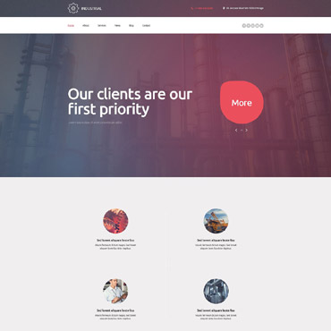 Website Template № 53984