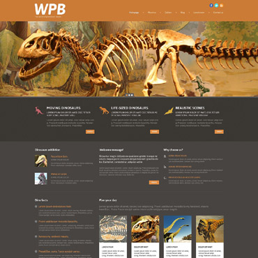 Website Template № 53998