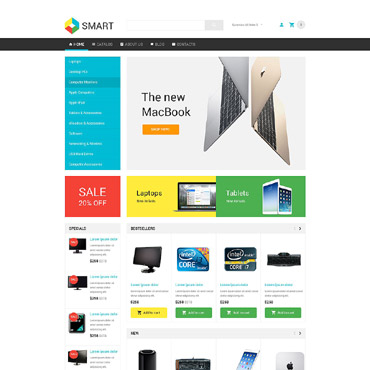 Website Template № 54009
