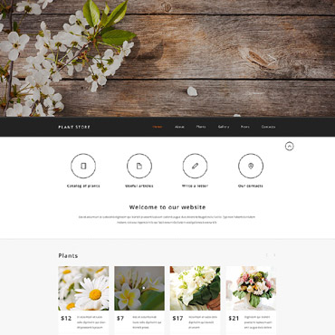 Website Template № 54020