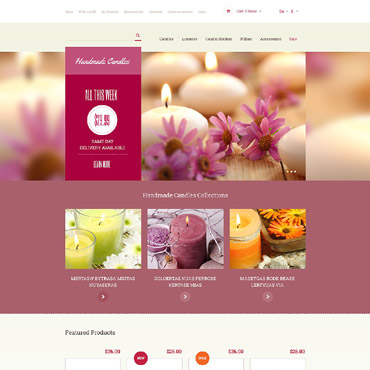 Website Template № 54024