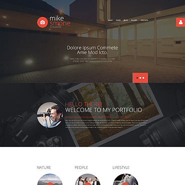 Website Template № 54026