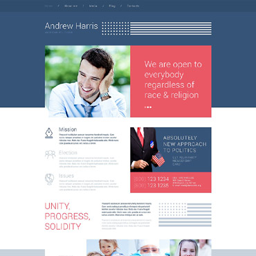 Website Template № 54033