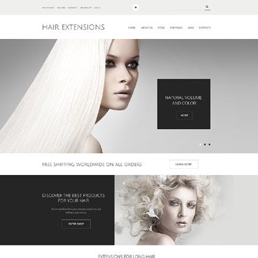 Website Template № 54053