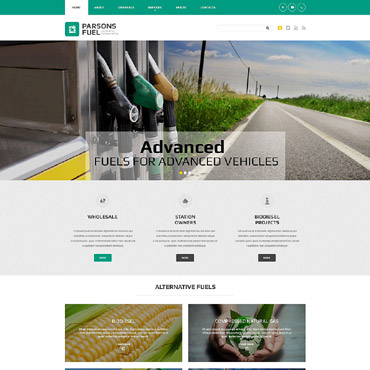 Website Template № 54543