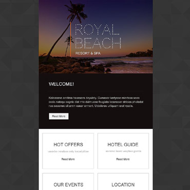 Website Template № 54550