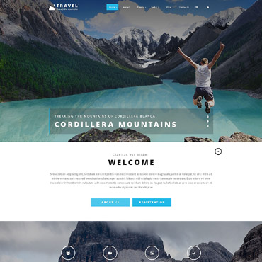 Website Template № 54559