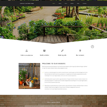 Website Template № 54562
